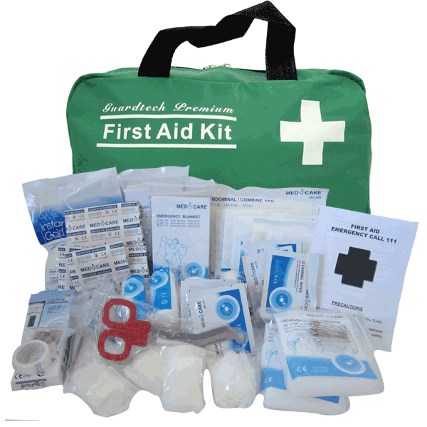 image of premium first aid bag from waikanae scouts