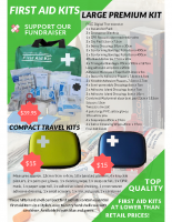 1 Page Flyer with Contents for Both Kits