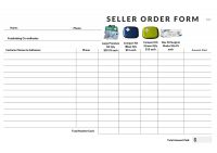 2021 Order Form Kits and Masks
